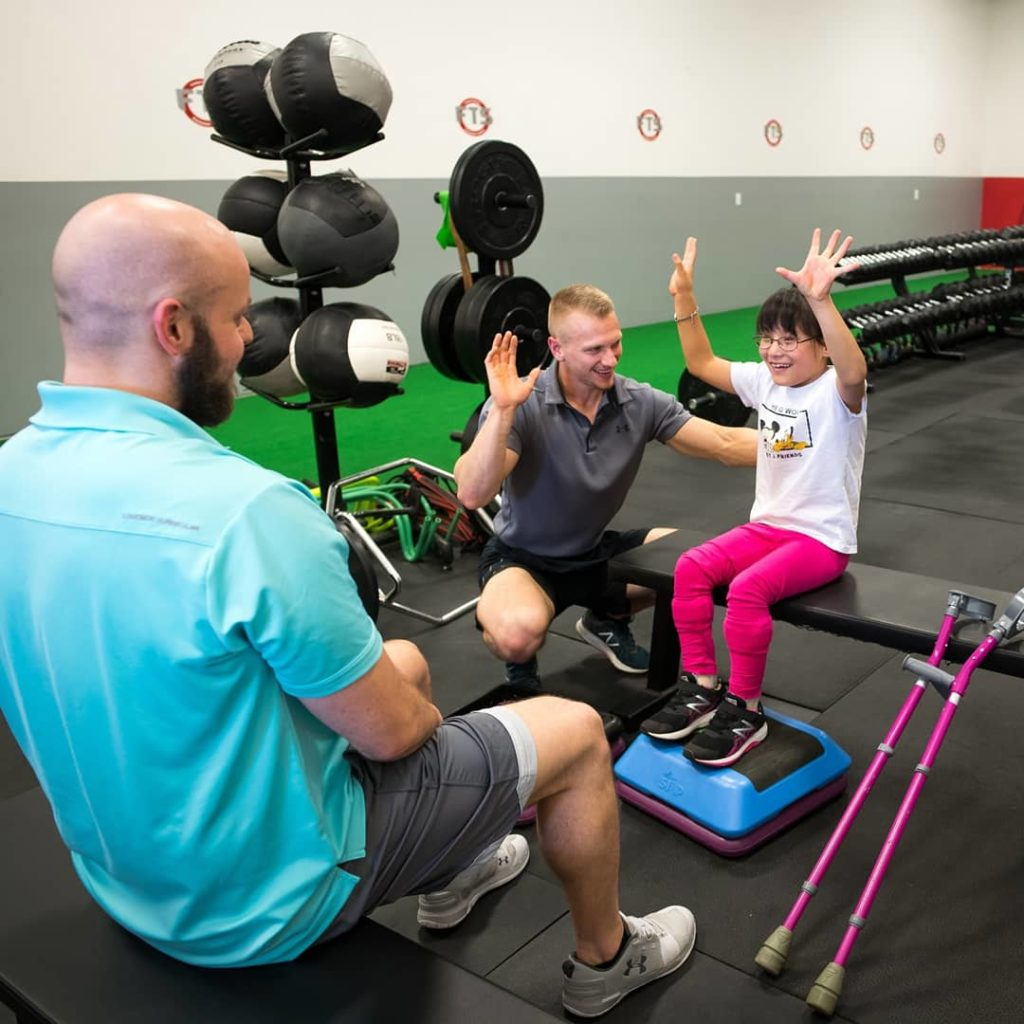 Functional Fitness for all ages strengthening