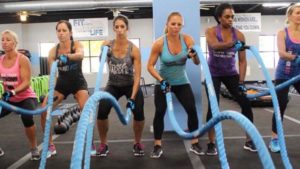 Burn Bootcamp ropes in Charlotte