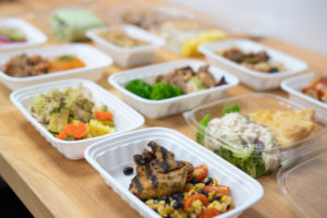 Chopt and Chisel food variety