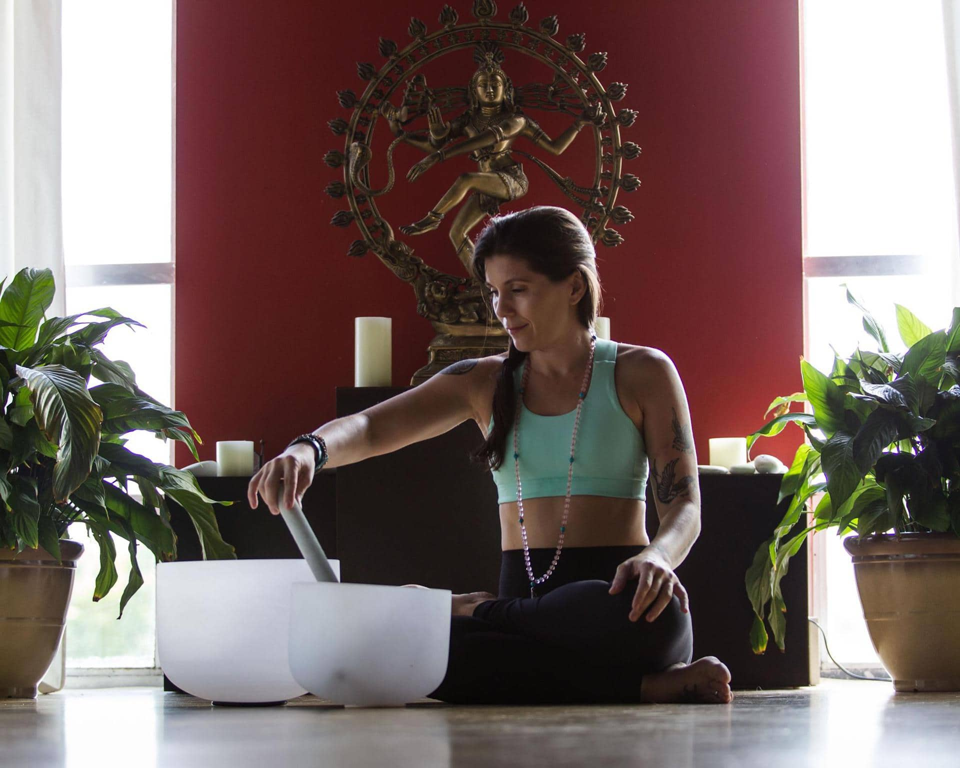 claire santos yoga nidra charlote