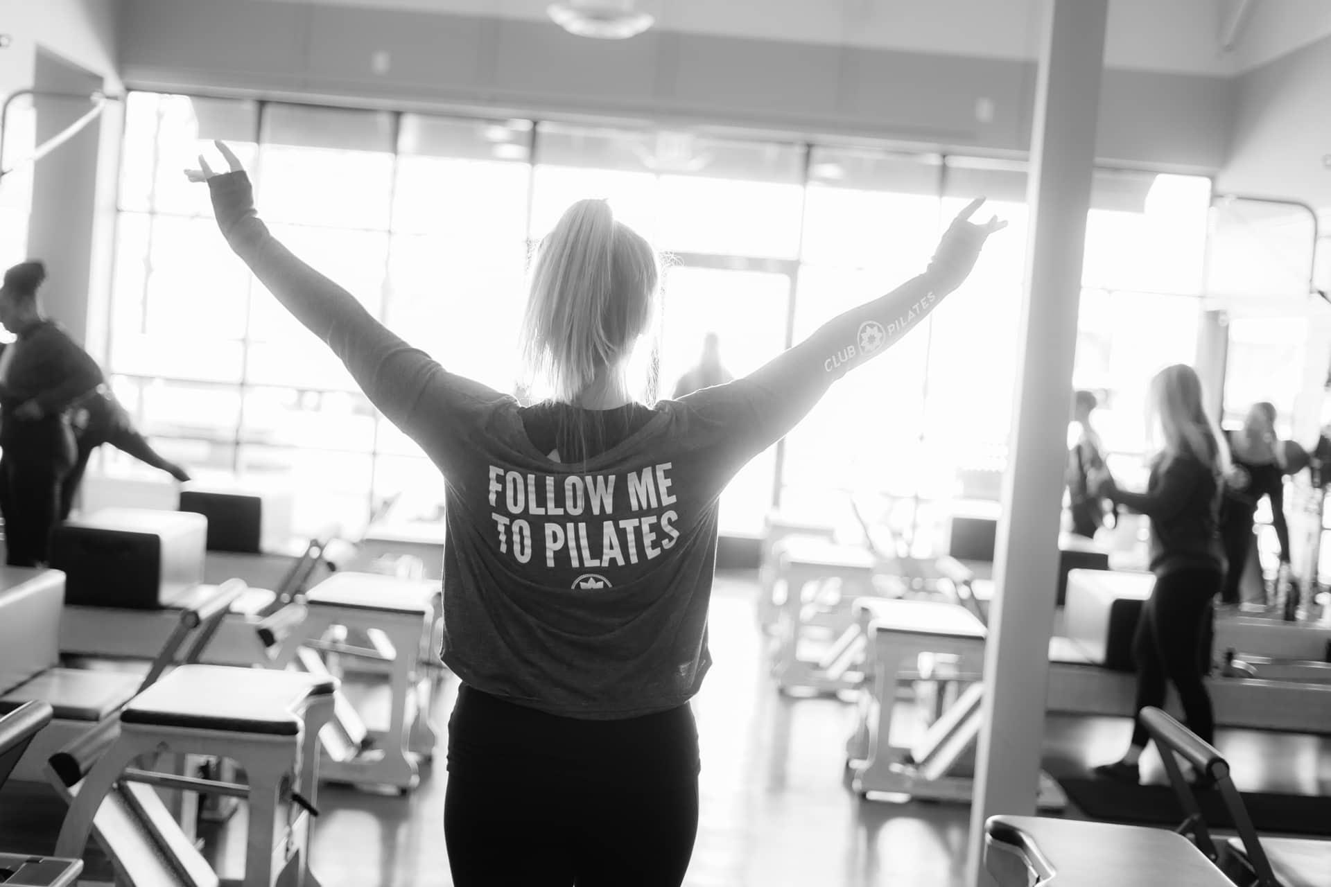 Club Pilates Providence