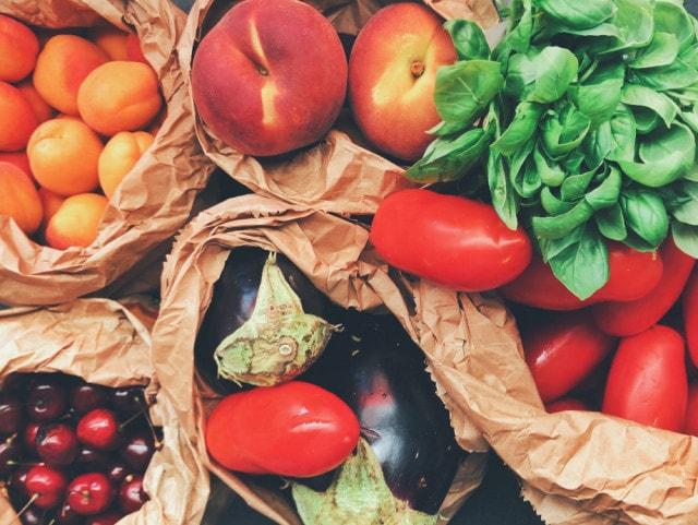 OrthoCarolina Fruits + Veggies