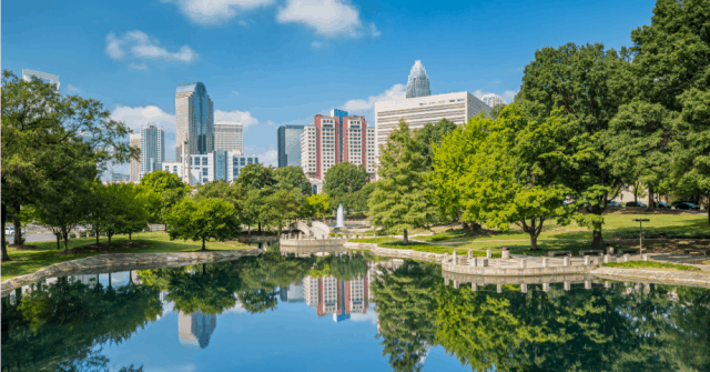 Where to Run in Charlotte