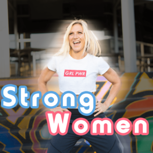 sweatnet strong women podcast charlotte, nc