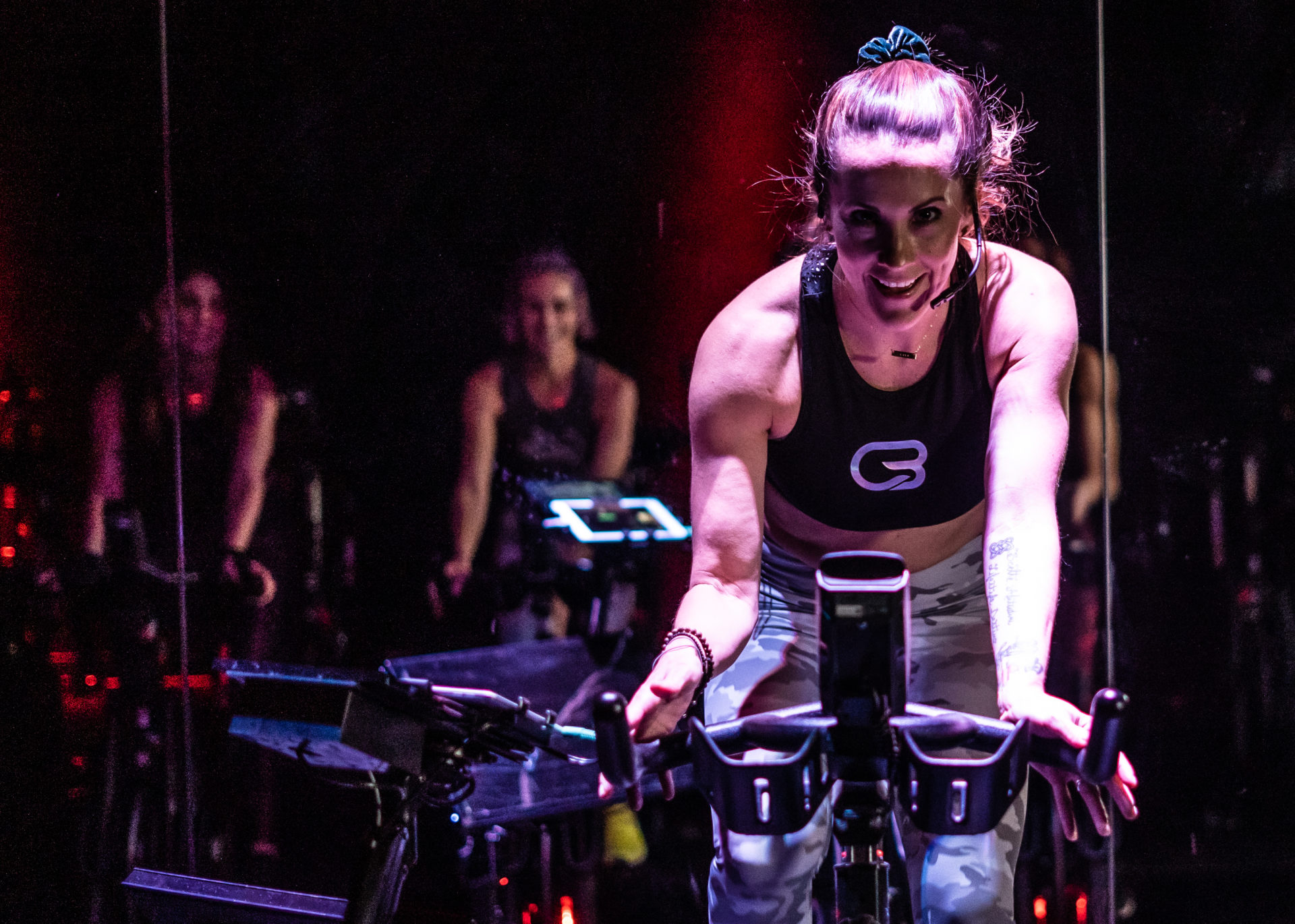 lolo wilson cyclebar master instructor charlotte