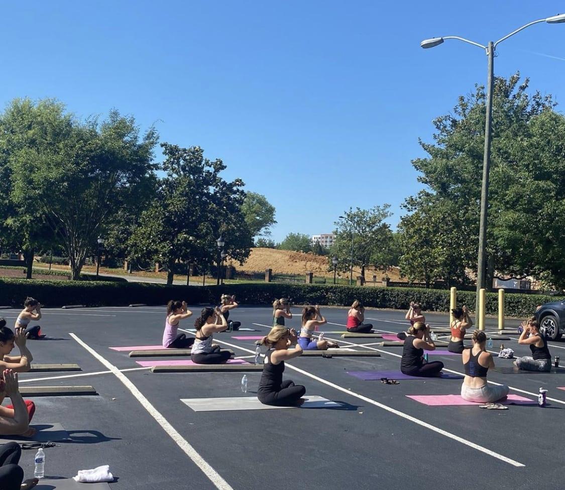 air southpark outdoor class