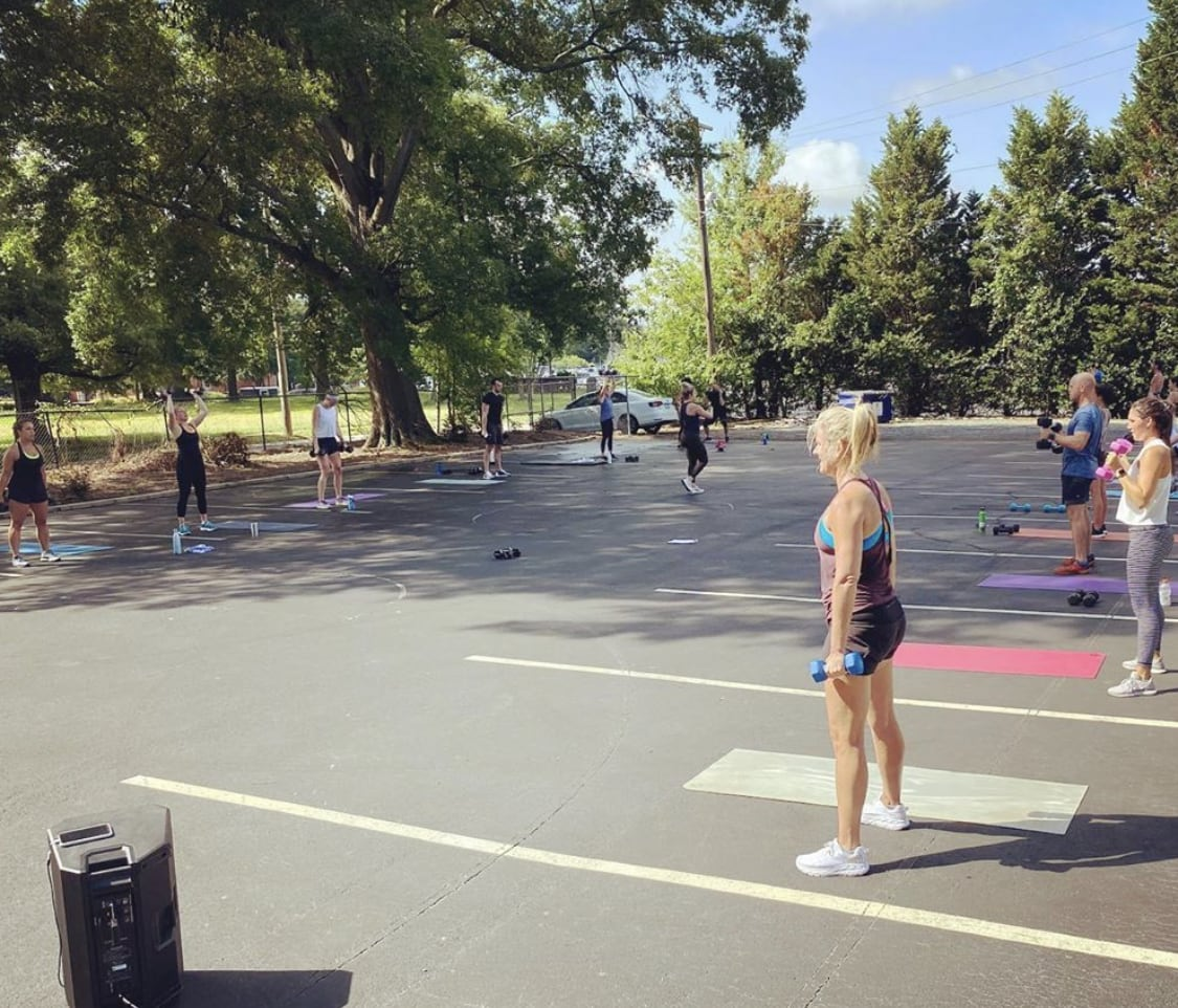 strongher 360 hygge wellness charlotte fitness