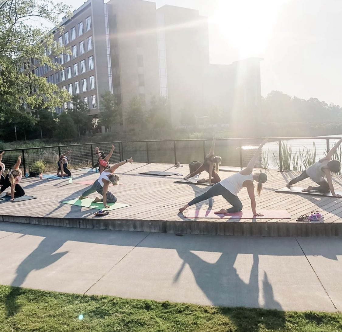 barre3 fort mill outdoor workout charlotte