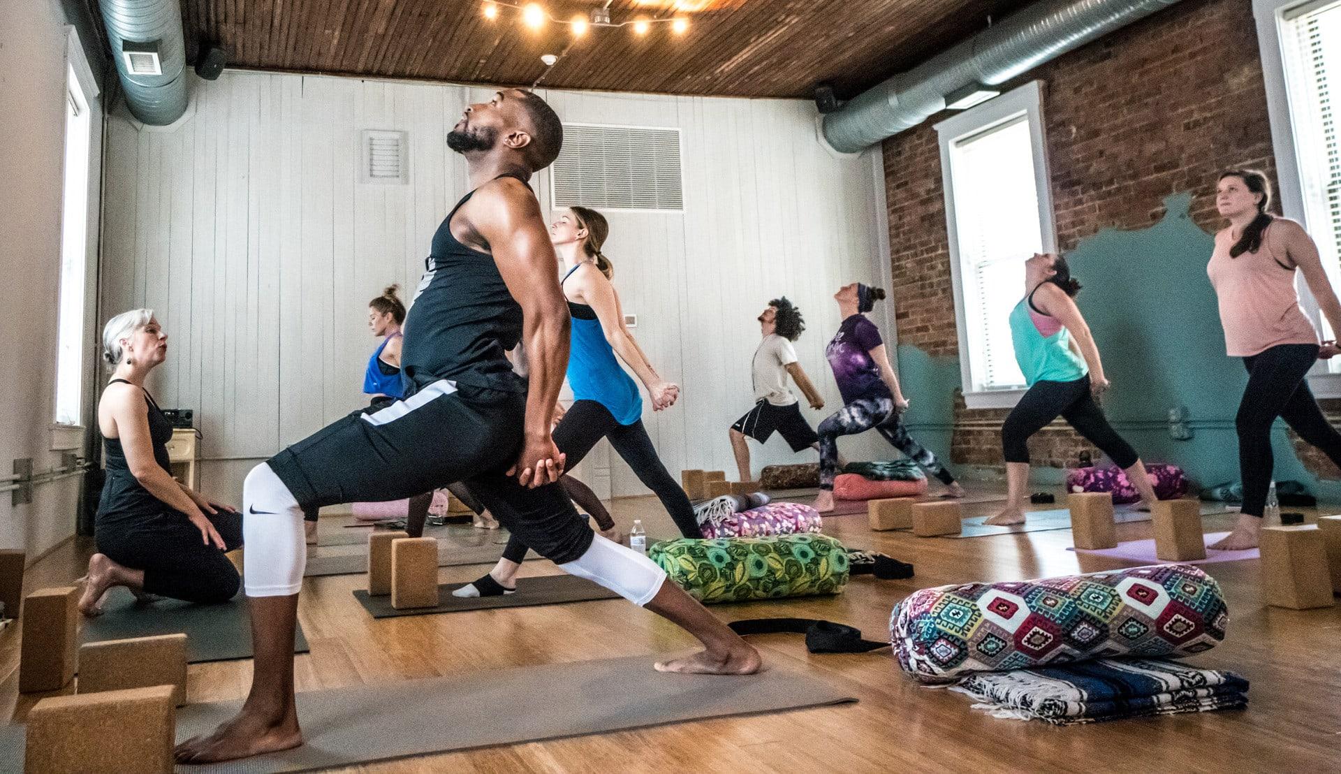NoDa Yoga Class Charlotte
