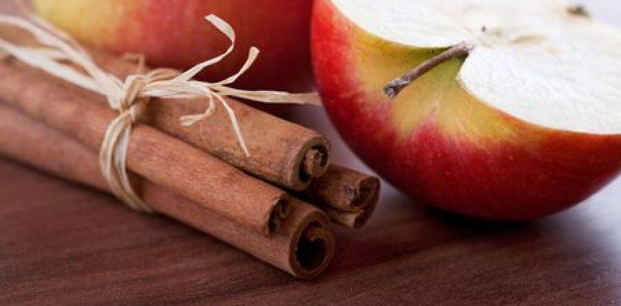 Cinnamon Apple Snack