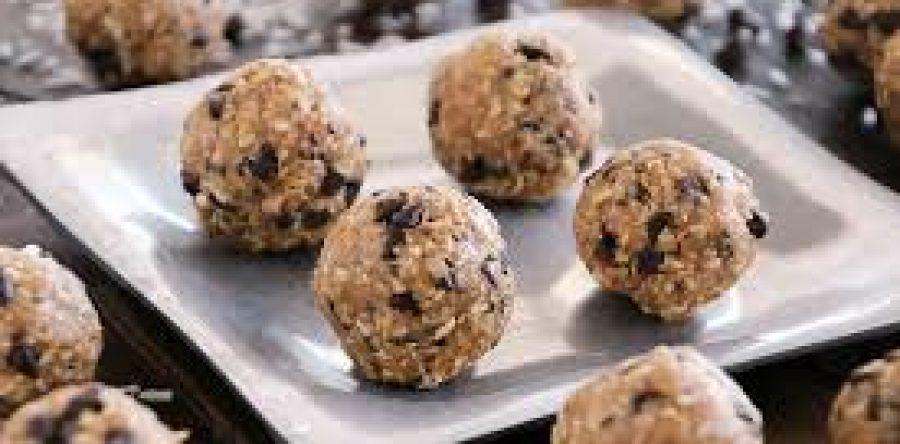 Chocolate Chip Energy Balls