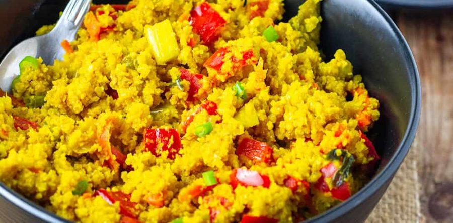 gluten-free-cauliflower-rice-curry