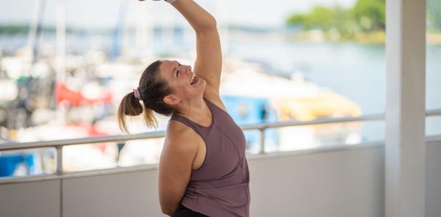 Yacht Yoga Charlotte Family